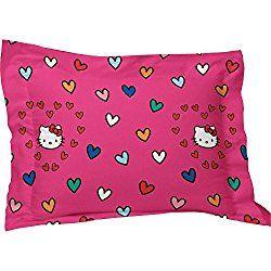 Hello Kitty Pillowcase - We Love Kitty