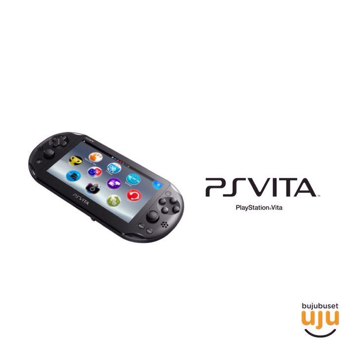 Play Station VITA Slim PCH-2000 WiFi    IDR 2.300.000 (belum termasuk ongkir)