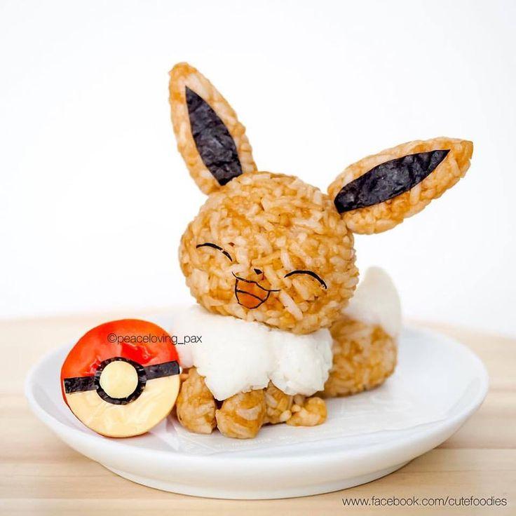 Pokemon Food Art http://geekxgirls.com/article.php?ID=7652