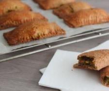 Coconut Lentil and Vegetable Pocket Pies