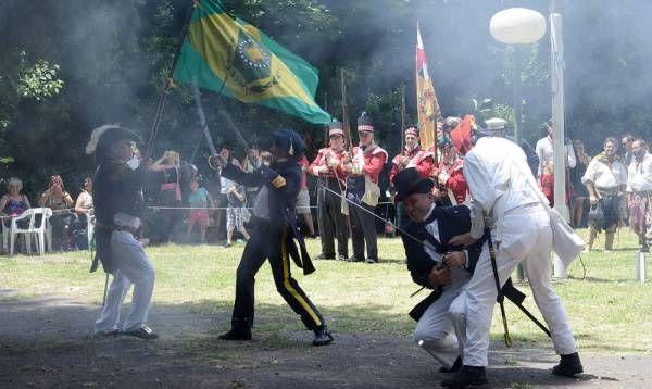 En el año del bicentenario, el Museo Histórico General Pacheco homenajeó al militar