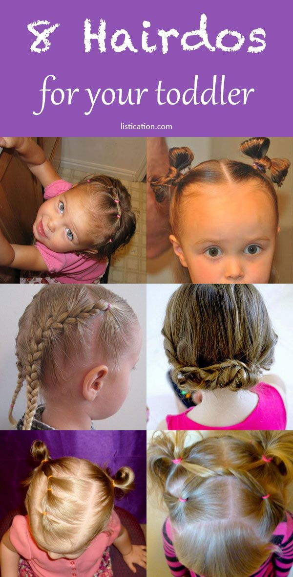 8 toddler hairstyles. Heck, I want to try them on me! Brought to you by Chevrolet Traverse #Traverse