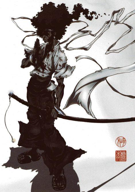 Afro Samurai – Anime (19)