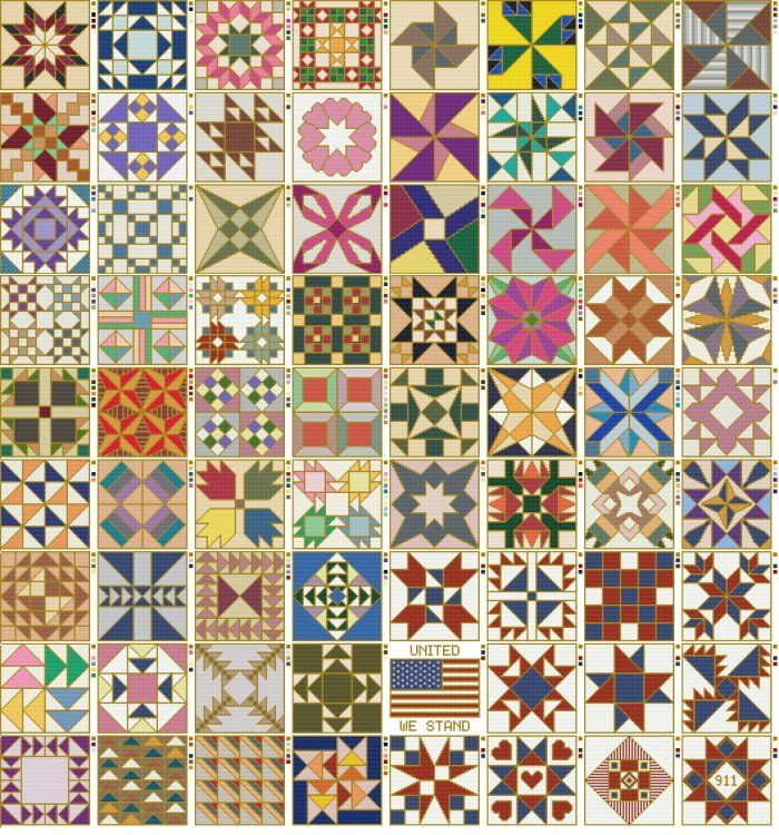Patchwork Quilt Block Patterns Free : free quilt block patterns to print quilt motifs set 1 continuous line quilting motifs machine ...