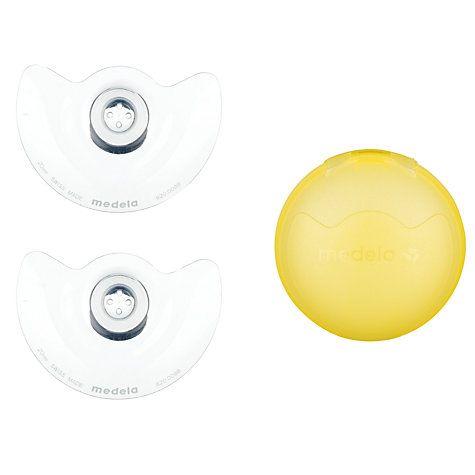 Medela Medium Nipple Shields, Pack of 2