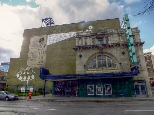 Burton Cummings Theatre in Winnipeg, Manitoba