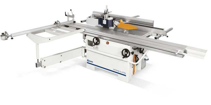 SCM Minimax CU410 C Kombinationsmaschine 415v