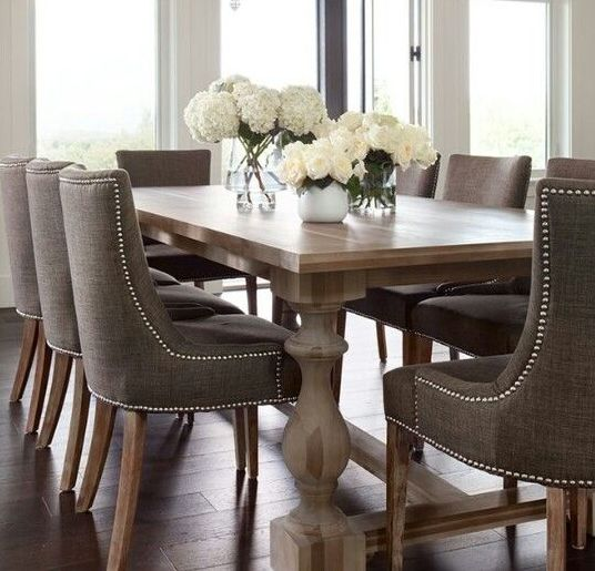 17 Best 1000 images about Dinning room ideas on Pinterest Nail head