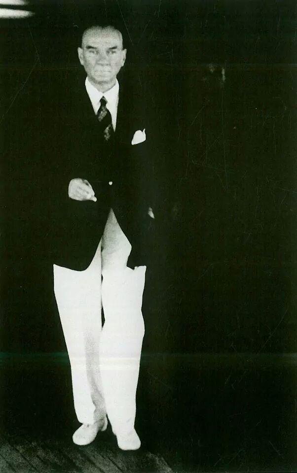 Atatürk'ün Savarona Yatı'nda İlk Günü. (1 Haziran 1938)   MustafaKemâlim