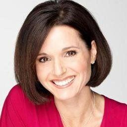 The host, Nancy Hornback, from QVC