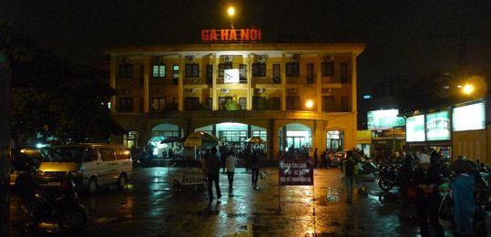 Hanoi 'B' station