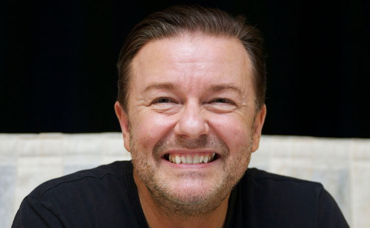 A True Animal Hero Who Knows How Use Social Media! Ricky Gervais Saves Dogs By Just Tweeting