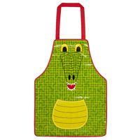 Ulster Weavers Crocodile forklæde til børn Krokodille 3-8 år. Forklæder til børn og junior. Se mere på www.kitchen4kids.dk