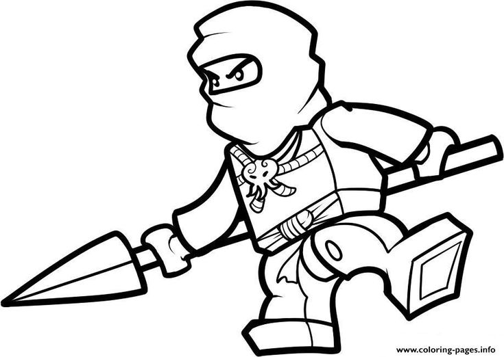 free ninjago coloring pages printable and coloring book to print for free find more coloring pages online for kids and adults of free ninjago coloring - Printable Lego Coloring Pages