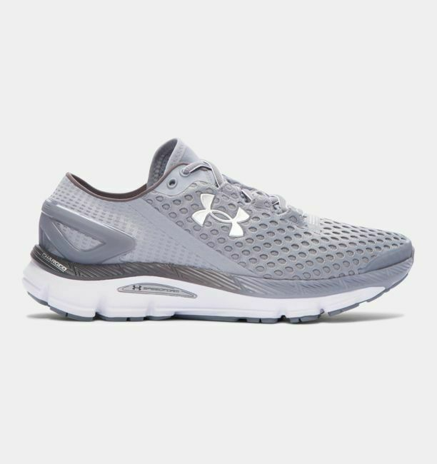 UA UNDER ARMOUR SPEEDFORM GEMINI 2 New Men/'s Running Shoes Grey Charged