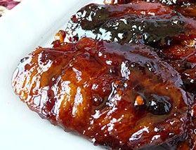 Coca Cola Chicken Wings - Simple Recipes | Food | Pinterest