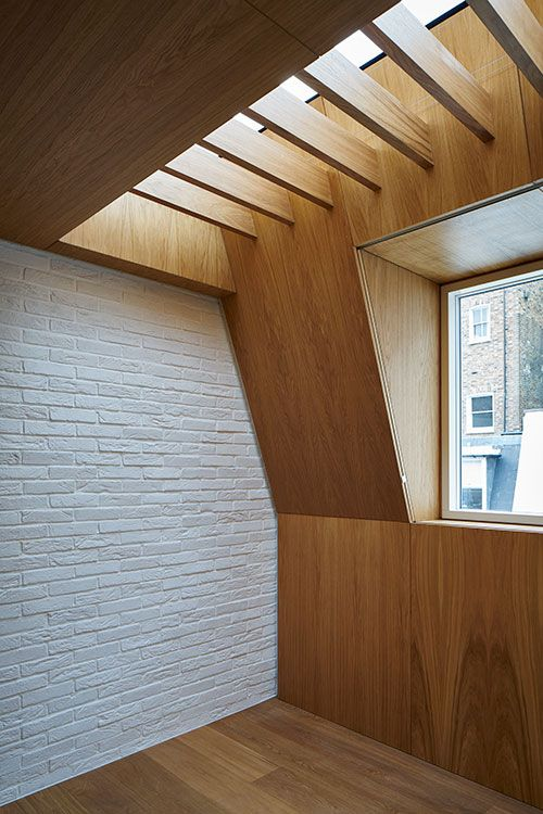 phil coffey architects / modern mews house, london