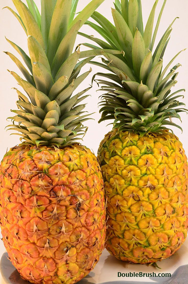 Fresh Pineapples shipped from Hawaii 6 Fruit Delivery Included!
