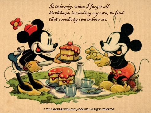 Hillarious Happy Birthday Sayings It Is Lovely When Jpg 492x369 Party Ideas Disney Quotes