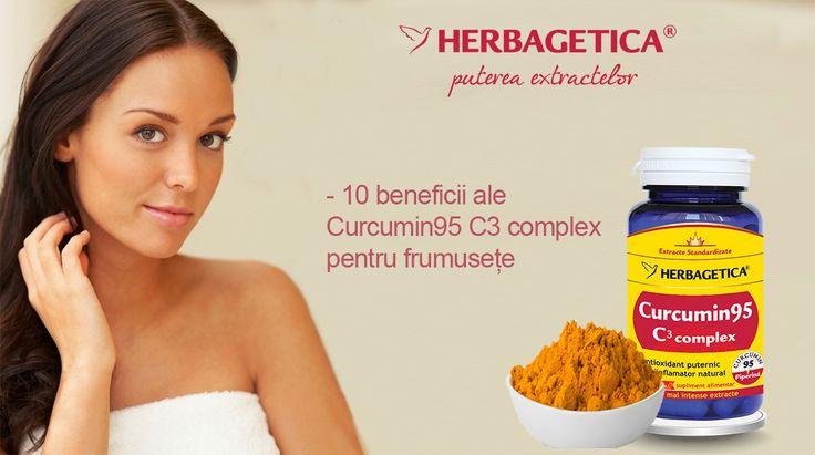 Curcuminul este renumit atât pentru conținutul său bogat în antioxidanți, cât și pentru proprietățile sale antiinflamatorii și antibacteriene.