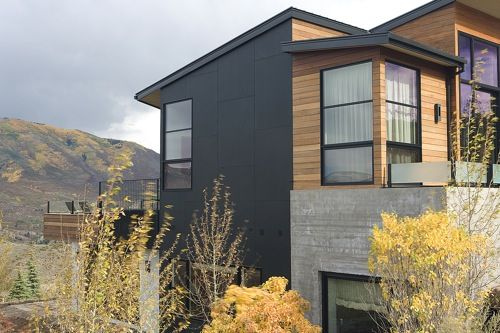 7 Popular Siding Materials To Consider: 17 Best Ideas About Exterior Cladding On Pinterest