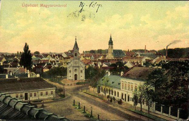 ITTHON VAGY - NÉZZ KÖRÜL NÁLUNK...: Mosonmagyaróvár régi képeslapokon / Folytatás a po...