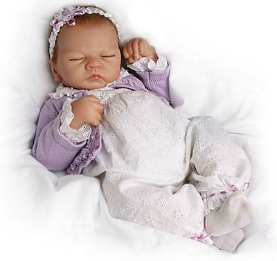 SHH-BABY-IS-SLEEPING-Feel-her-Breath-22-Inch-Collectors-Life-Like-Girl-Doll