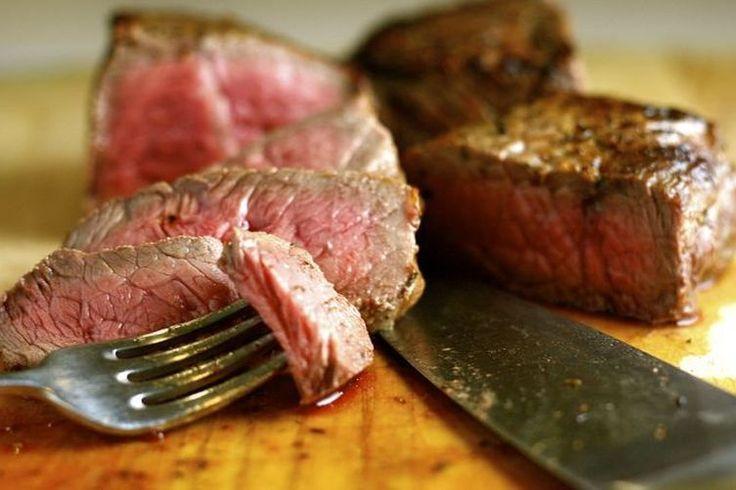 Perfect Steakhouse Steaks recipe on Food52