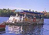 mugwump ferry - Bon Echo Provincial Park