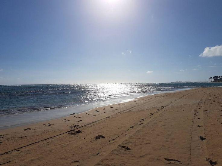 The beach at Breathless Punta Cana