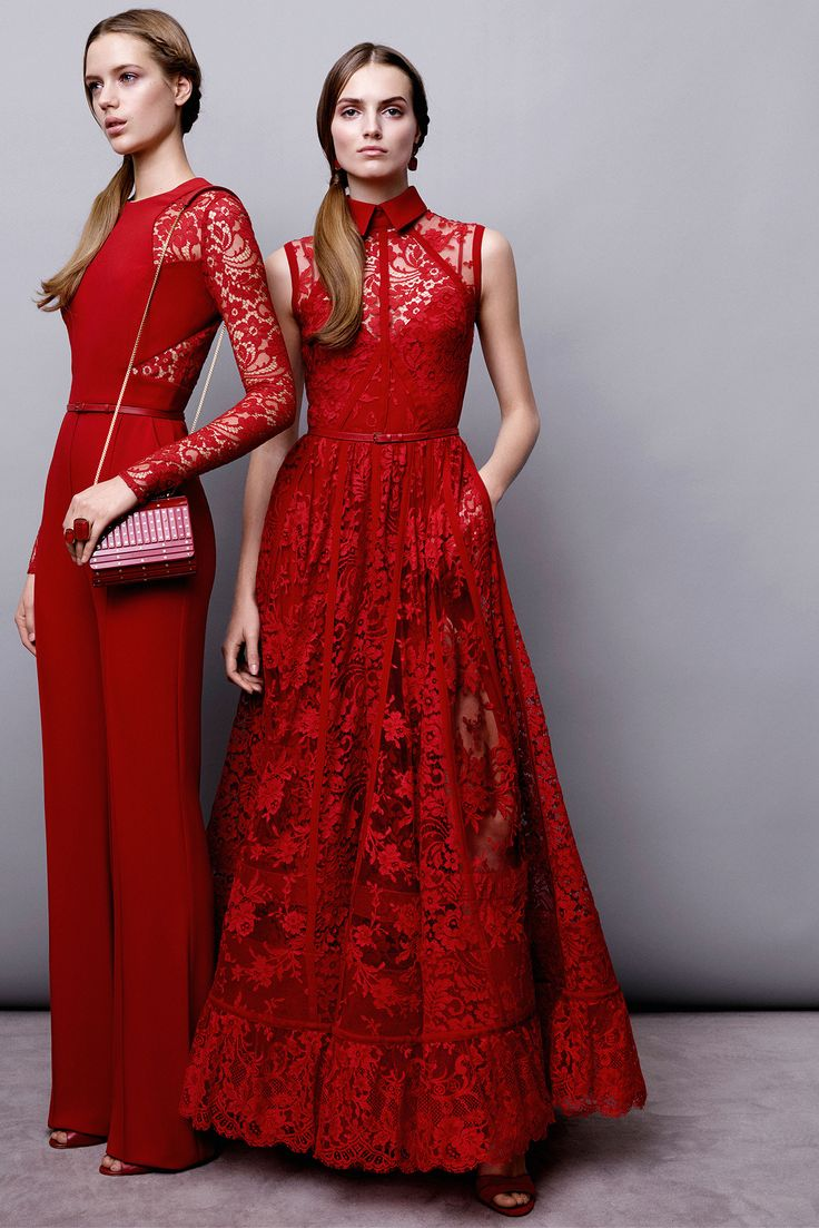 Elie Saab Pre Fall 2015 Collection - omg if i had somewhere to wear this dress!