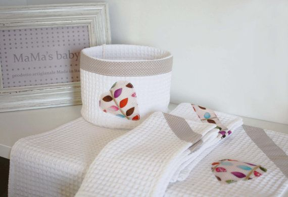 READY TO SHIP. Baby bathing/cleaning cloths 4 by MaMasbabyItaly #italiasmartteam