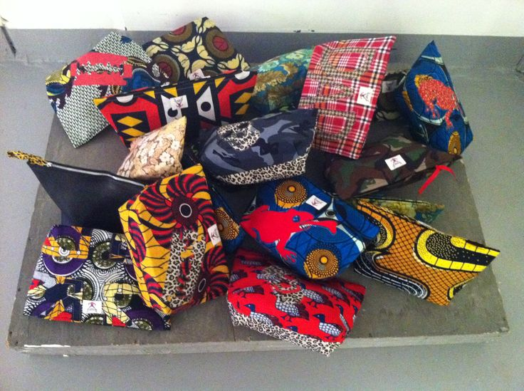 Selection of our wash bags