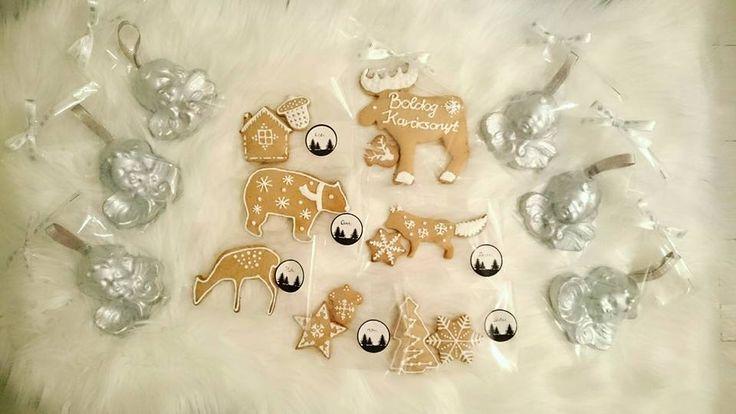 Karácsonyi mézeskalácsok! Christmas gingerbread!