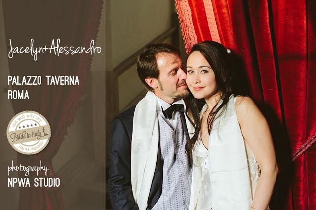 Matrimonio barocco a Roma | 2012 NPWA Studio