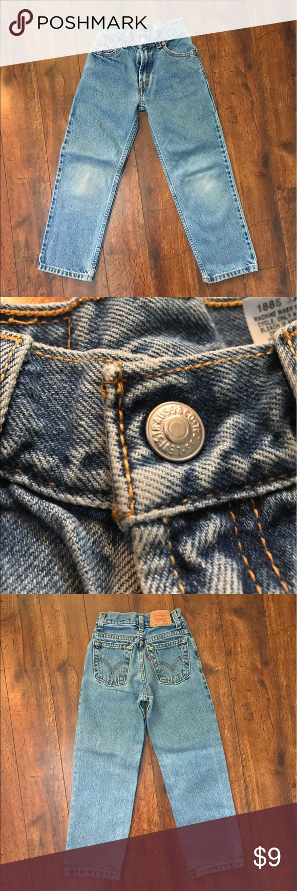 Levi's 550 Boys Jeans Levi's 550 Boys Jeans in great condition Levi's Bottoms Jeans