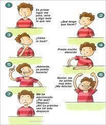 Control de impulsividad en niños