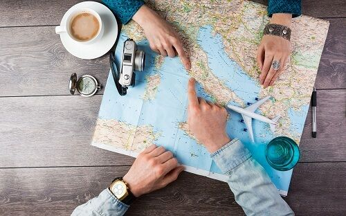 Plan vacation to keep a relationship strong