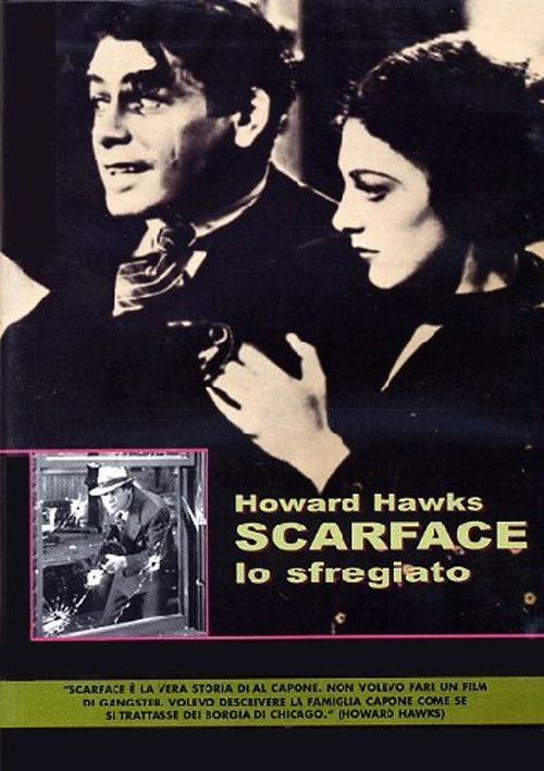 Watch->> Scarface 1932 Full - Movie Online