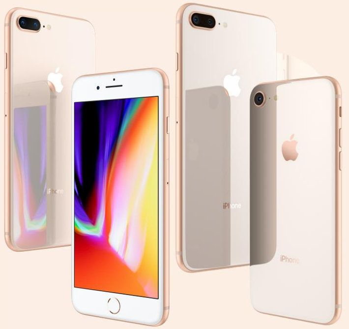 Telefon Mobil Apple iPhone 8 Plus, iOS 11 4G