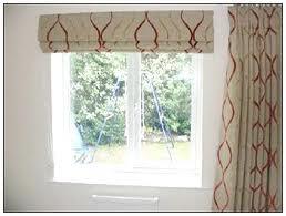 idea for small window curtain