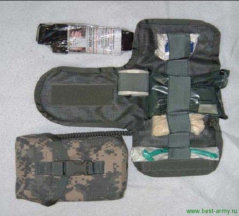 Аптечка первой помощи в американской армии