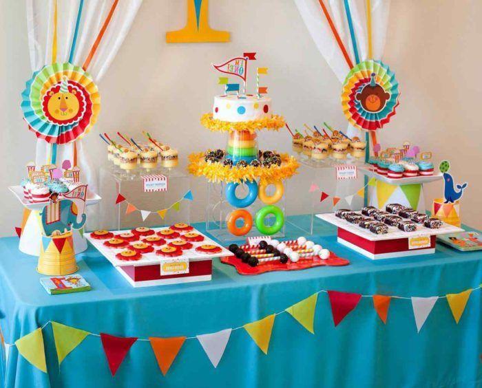 Birthday Party Ideas Thelatestfashiontrends Com First Birthday Party Themes Simple Birthday Decorations Birthday Organizer