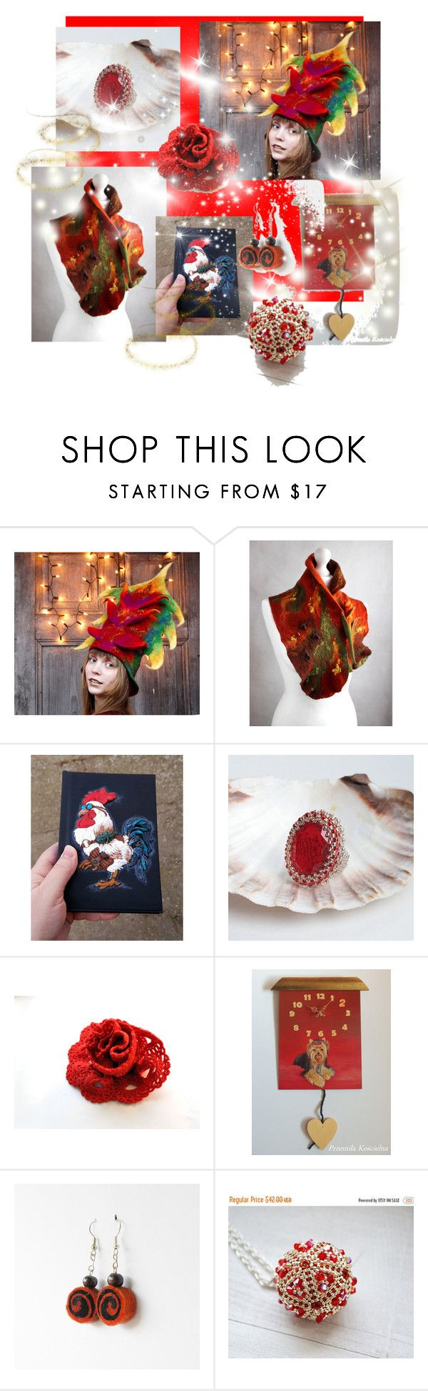 """""""Carnival"""" by canisartstudio ❤ liked on Polyvore featuring WALL"""