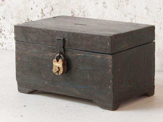 Coloured Coin Box #vintage #furniture #interior