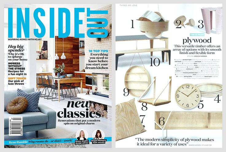 Thomson Clock | Inside Out, July 2015