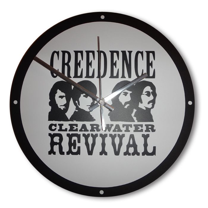 Часы настенные - Creedence Clearwater Revival