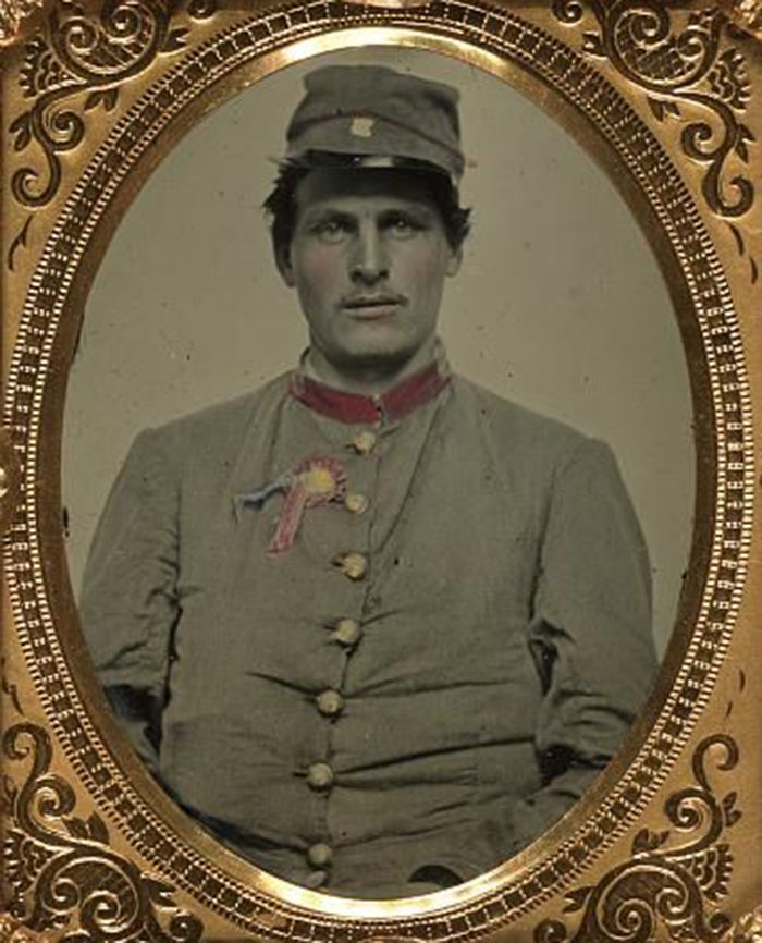Handsome Confederate Soldier O Sir Pinterest Soldiers