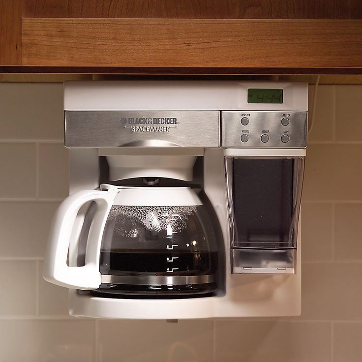 The 25+ best Under cabinet coffee maker ideas on Pinterest