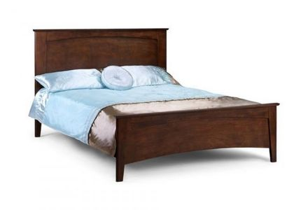 Julian Bowen Minuet Wooden Double Bed Frame  new bed for the chambre des amee